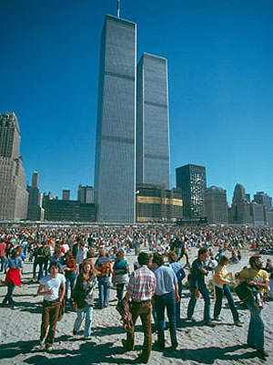 World Trade Center 1973 2001