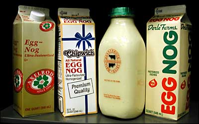 The Best and Worst Egg Nog - Holiday Guide