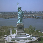 J/k! Don't give us your huddled masses!