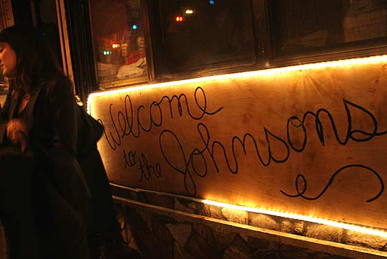 Welcome To The Johnson's - New York, NY