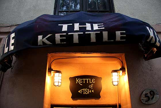 Kettle Of Fish - New York, NY