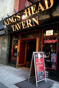 Kings Head Tavern - New York, NY