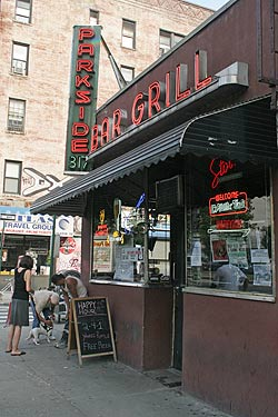 Parkside Lounge - New York, NY