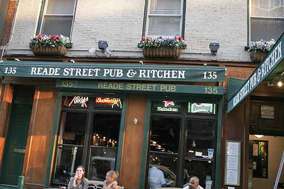 Reade Street Pub & Kitchen - New York, NY