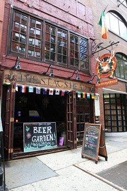 The Stag's Head - New York, NY