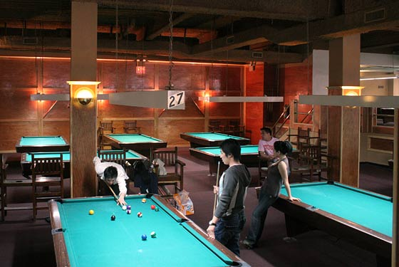 Soho Billiard Sport Ctr Inc - New York, NY