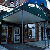 Hotel Belleclaire Upper West Side New York Magazine Hotel Guide