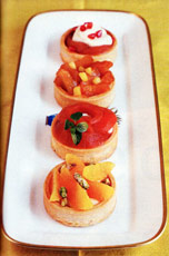 Image of Assemble-Your-Own Tartlets - Desserts: All - New York Magazine, New York Magazine