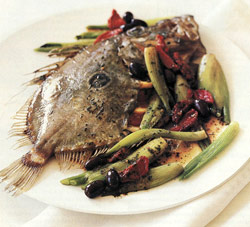 John dory proven al main courses new york magazine for John dory recipe