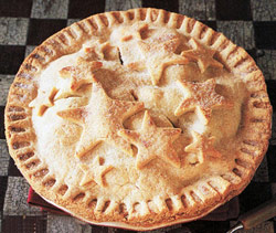 Image of Apple Pie With Cheddar Crust - Desserts: All - New York Magazine, New York Magazine