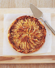 Image of Rustic Apple-and-Pear Streusel Tart - Desserts: All - New York, New York Magazine