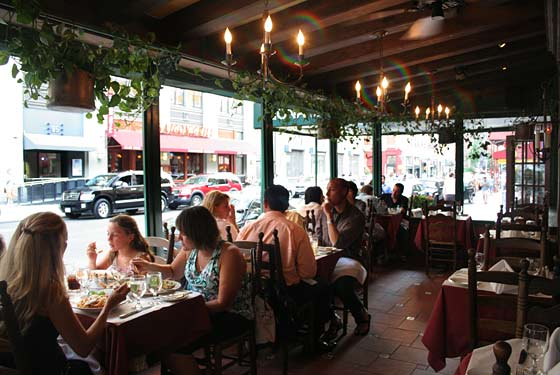 Buona Sera Restaurant - New York, NY