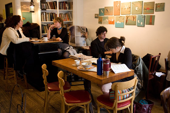 Doma Cafe & Gallery - New York, NY