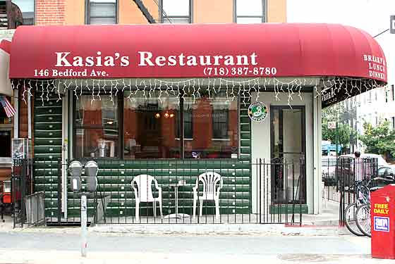 Kasia's Restaurant Inc - Brooklyn, NY