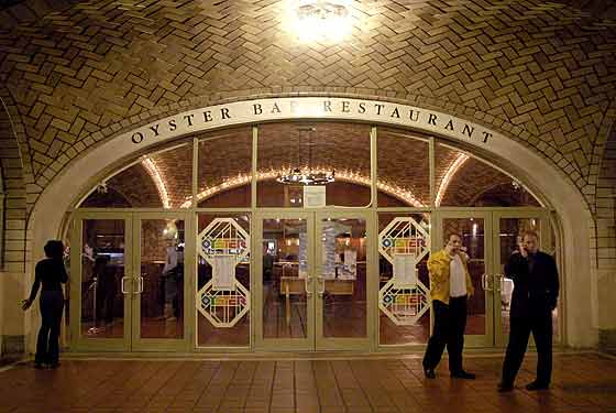 Grand Central Oyster Bar - New York, NY