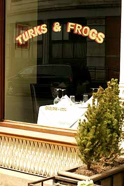 Turks & Frogs Tribeca - New York, NY