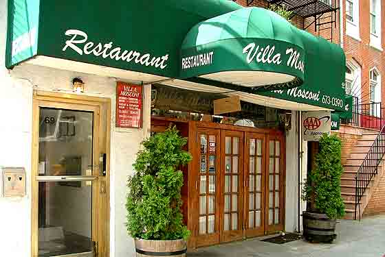Villa Mosconi - New York, NY