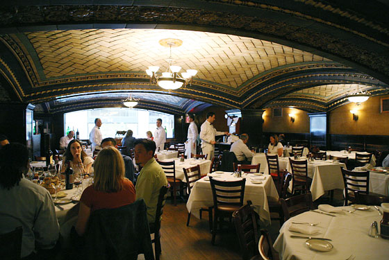 Wolfgang's Steak House - Park Avenue - New York, NY