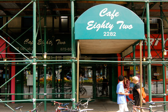 Cafe Eighty Two - New York, NY