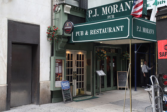 P J Moran's Irish Pub & Restaurant - New York, NY