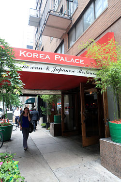 Korea Palace - New York, NY