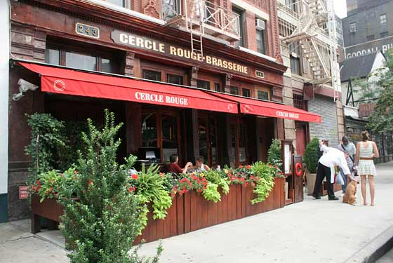 Cercle Rouge Brasserie - New York, NY