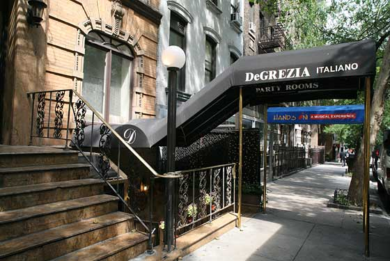 Degrezia Ristorante - New York, NY