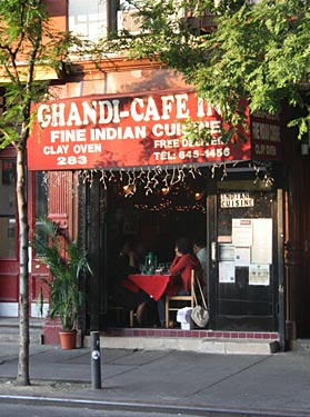 Ghandi Cafe Inc - New York, NY
