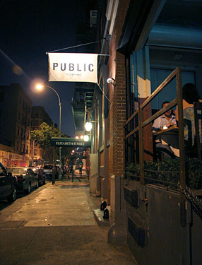 Public Restaurant LP - New York, NY