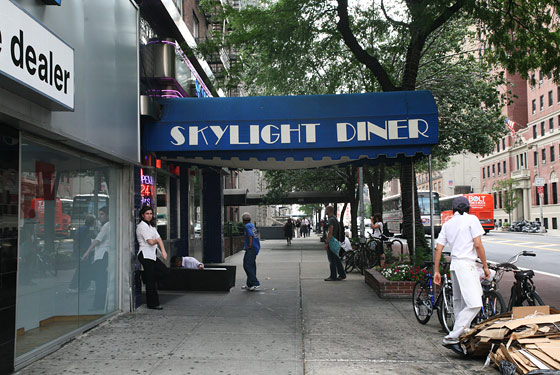Skylight Diner - New York, NY