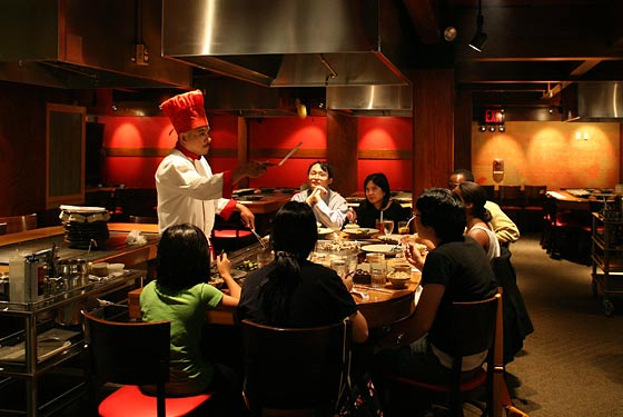 operating statement chicago benihana Benihana to be acquired by angelo, gordon & co's of a definitive proxy statement with the us benihana restaurants are operating in.