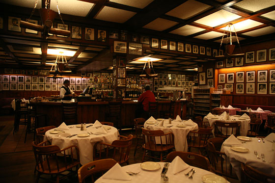 Gallaghers Steakhouse - New York, NY