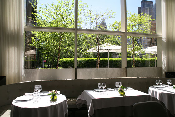 Is Jean Georges the City's Best Hotel Restaurant?