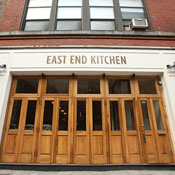 East End Kitchen Gorgeous East End Kitchen  Upper East Side  New York Magazine Restaurant Review