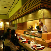 Hatsuhana Midtown East New York Magazine Restaurant Guide