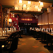 Marions continental american restaurant noho new york for American continental cuisine