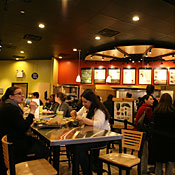 Qdoba Mexican Grill - Times Square - New York Magazine Restaurant ...