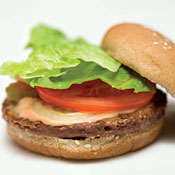 Zen Burger Photo