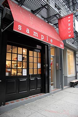 Sample - New York, NY