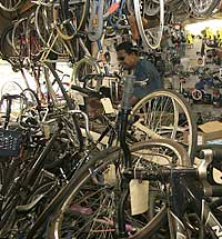 Bikes By George Nyc Photo by Youngna Park