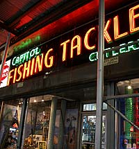 capitol fishing tackle company - - midtown west - new york store, Fishing Reels