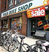 Bikes Stores Nyc Photo by Yun Cee Ng