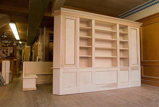 Charmant Little Wolf Cabinet Shop