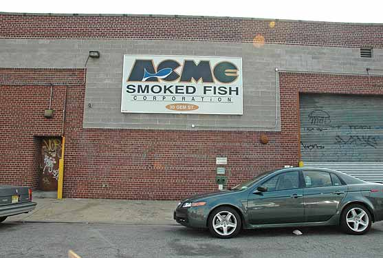 Photo gallery for Acme smoked fish