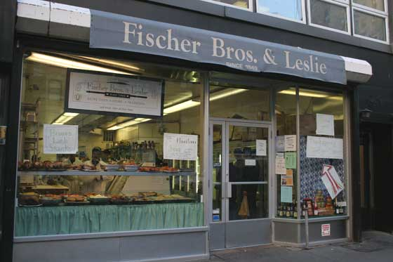 Fischer Brothers & Leslie - New York, NY