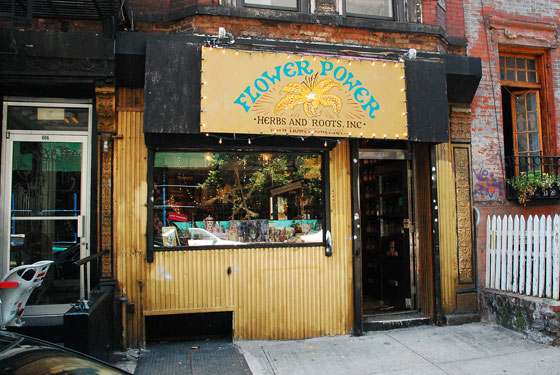 Flower Power Herbs & Roots Inc - New York, NY