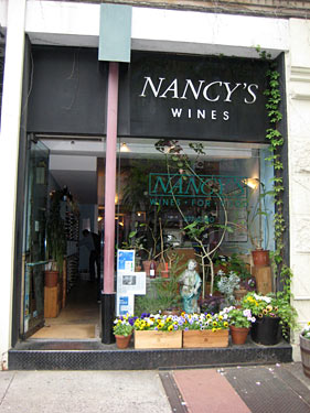 Nancy's Wines - New York, NY