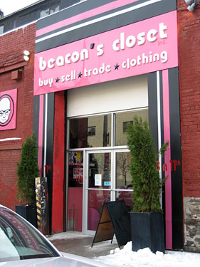 Beacons Closet - Brooklyn, NY