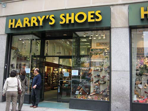 Harrys Shoes - New York, NY