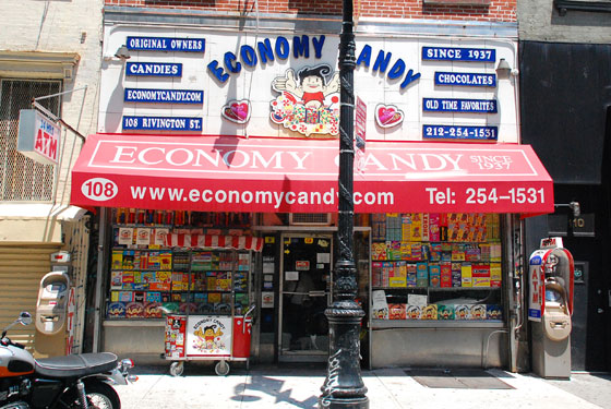 Economy Candy - New York, NY